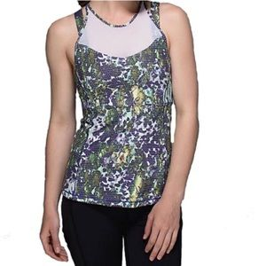lululemon Women's 8 Running in the City Tank Top